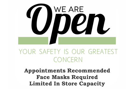 Schedule an Appointment To Shop