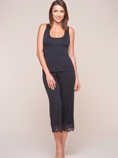 Belle Epoque Cropped Pant