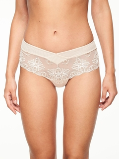 Champs Elysees Sheer Embroidered Hipster