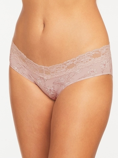 Lace Trim Hipster