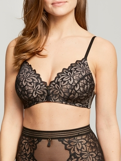 Midnight Romance Wire Free Bra