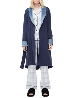 Duffield II Double Knit Fleece Robe