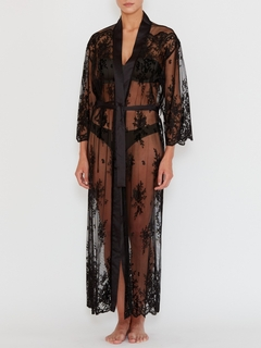 Darling All Lace Long Robe