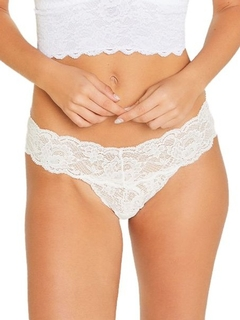 Cutie Low Rise Thong Never Say Never