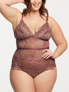 Sugar N Spice Lace Bodysuit