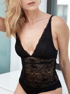 Glamour Lace Bodysuit