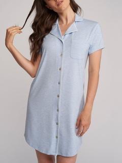 Marilyn Short Sleeve Sleepshirt