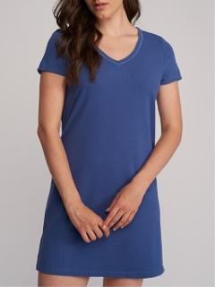 Eva Cap Sleeve Sleepshirt