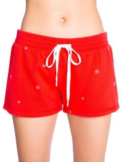Joyful Spirit Fleece Shorts