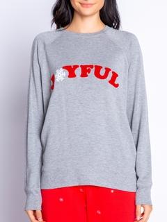 Joyful Spirit Chammy Fleece Sweatshirt
