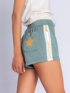Gold Star Status Shorts