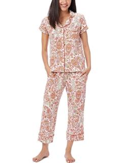 Pima Knit Capri PJ Set